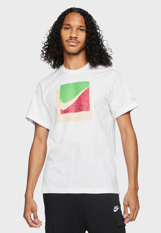 NSW Brandriff Swoosh Box T-Shirt