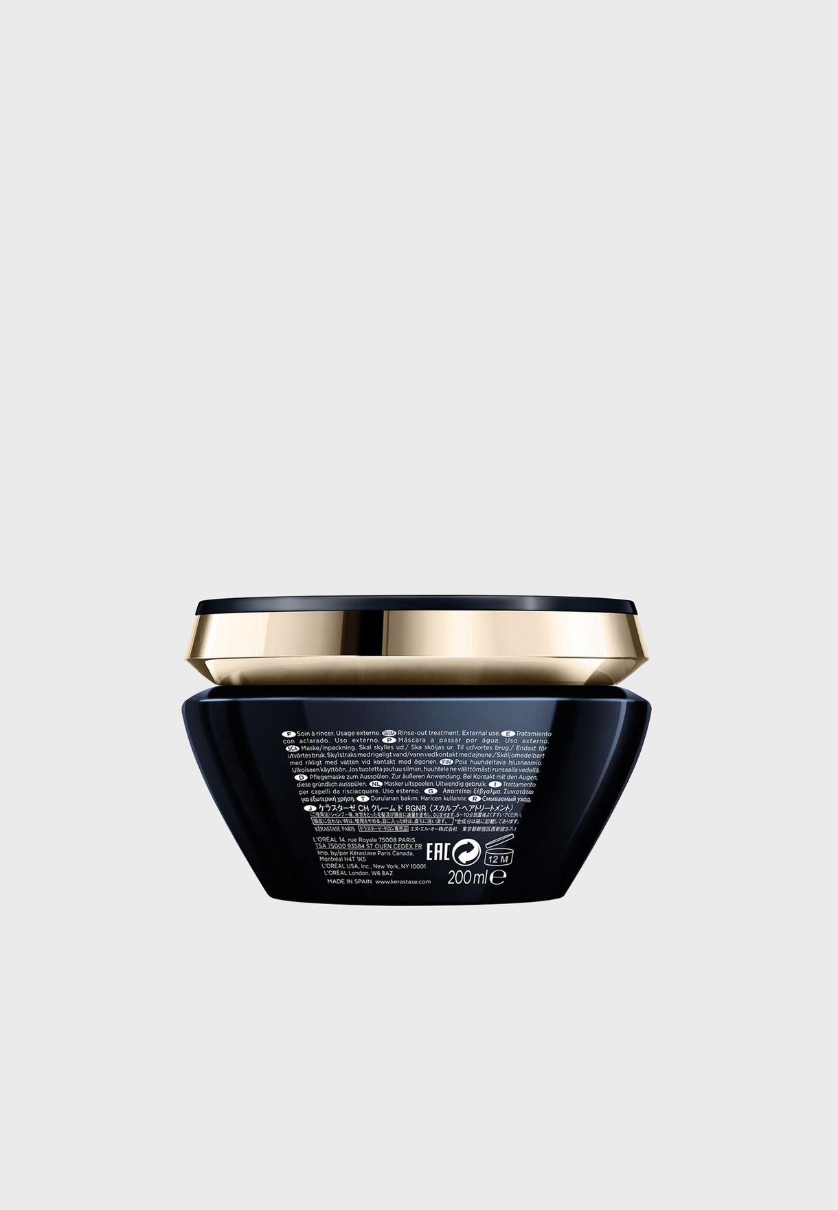 Chronologiste Mask for Dull and Brittle Hair 200 ML