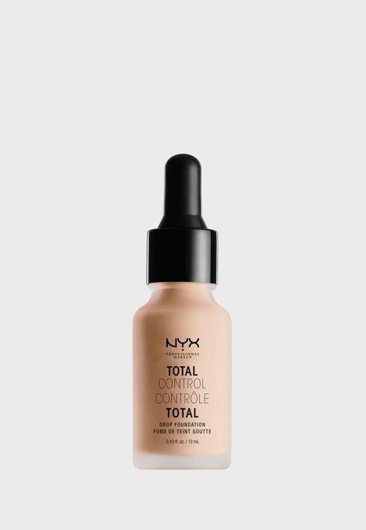 Total Control Drop Foundation - Light