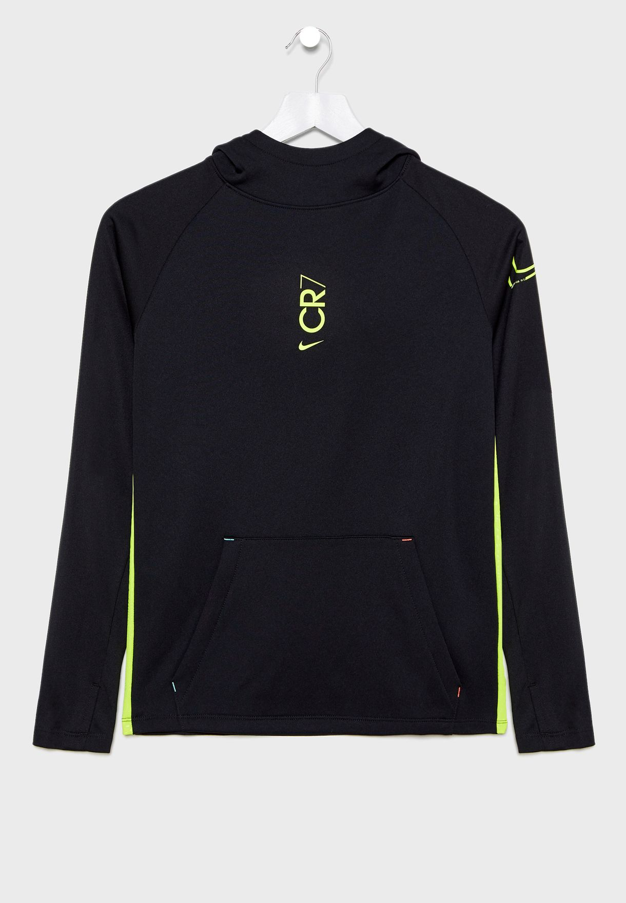Youth CR7 Midlayer Hoodie