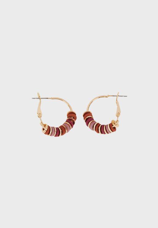 Casual Hoop Earrings