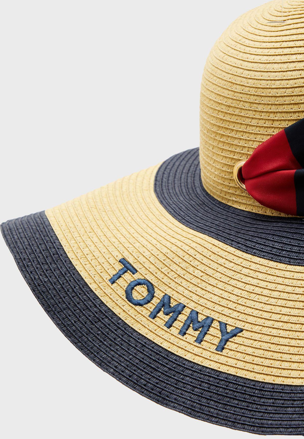 Beach Fedora Bucket Hat
