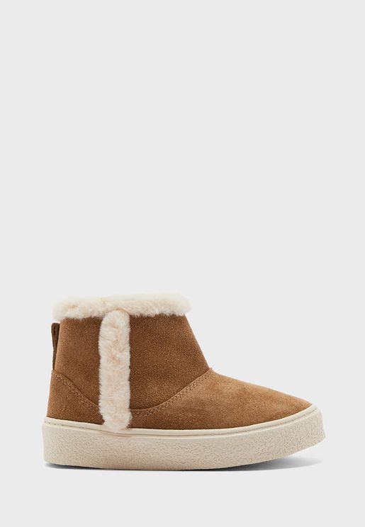 Kids Inuk Ankle Boot
