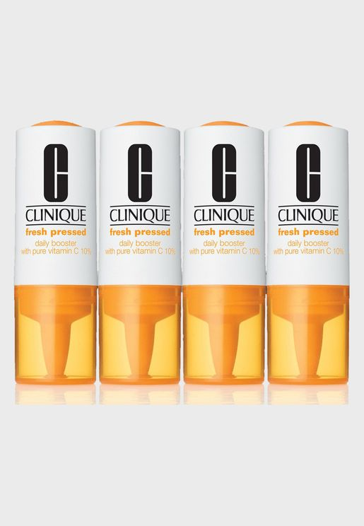 Fresh Pressed Booster with 10% Pure Vitamin C