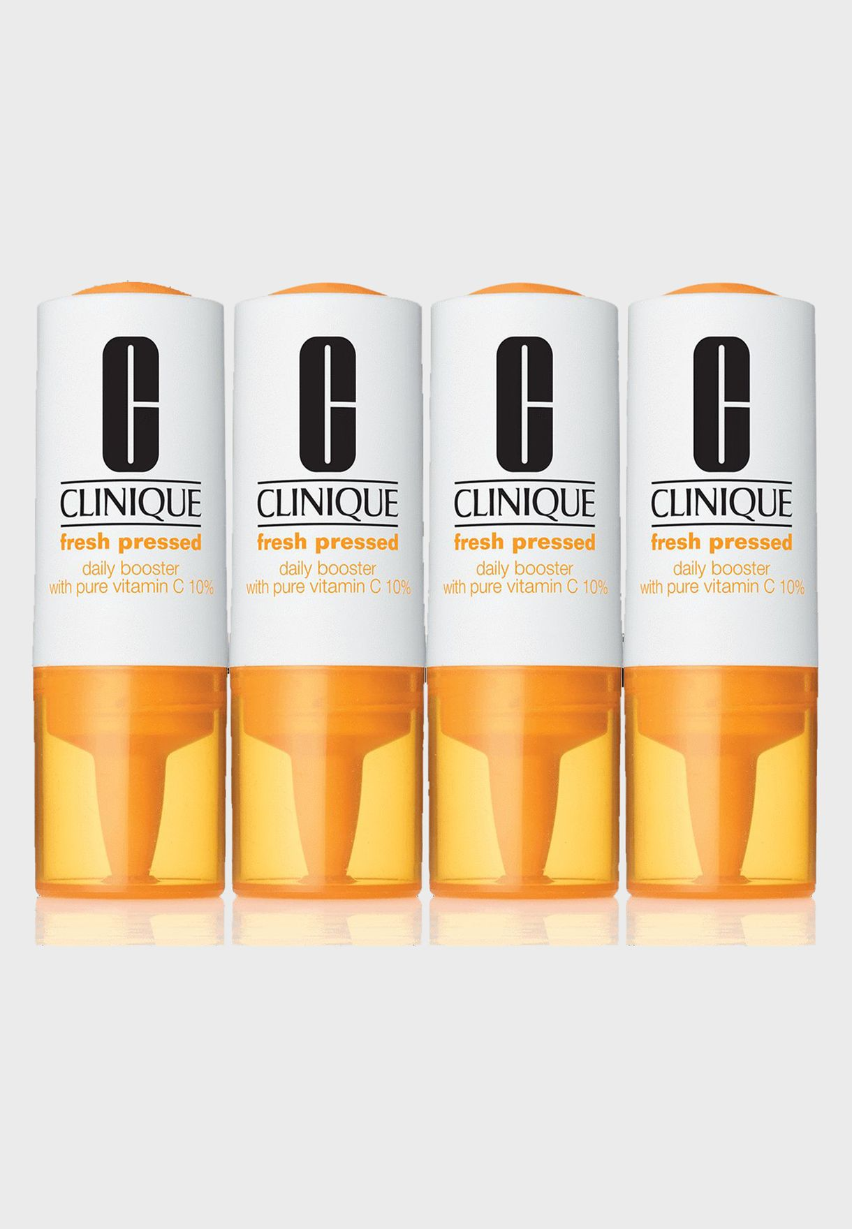 Fresh Pressed Booster Pure Vitamin C (Pack of 4)