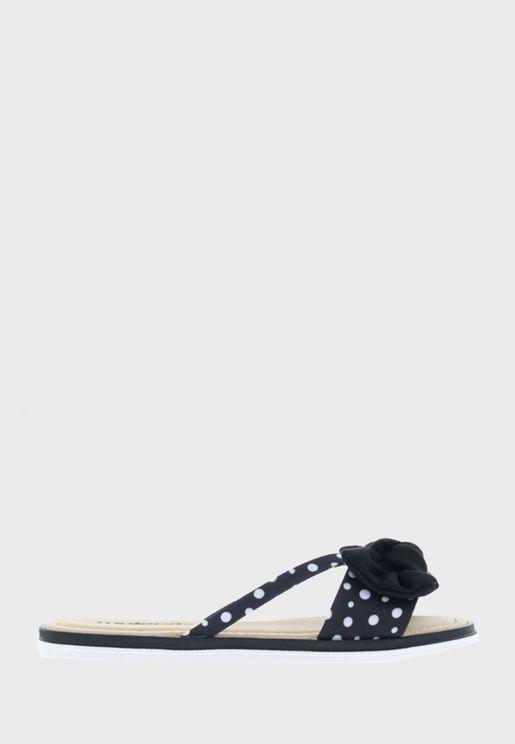 Macy Flat Sandal