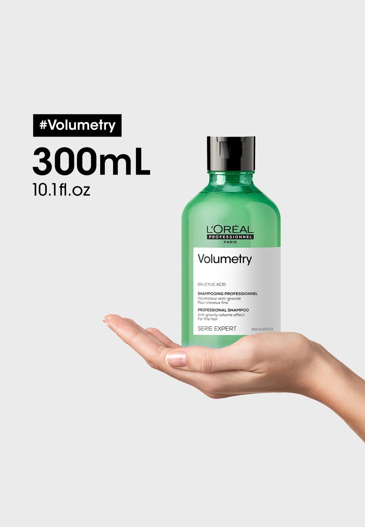 Serie Expert Volumetry Shampoo 300Ml