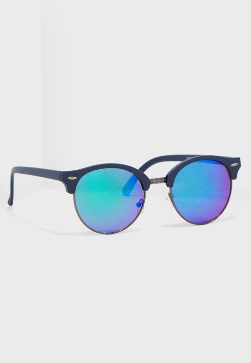 e6e8c69120f4 Club Round Sunglasses