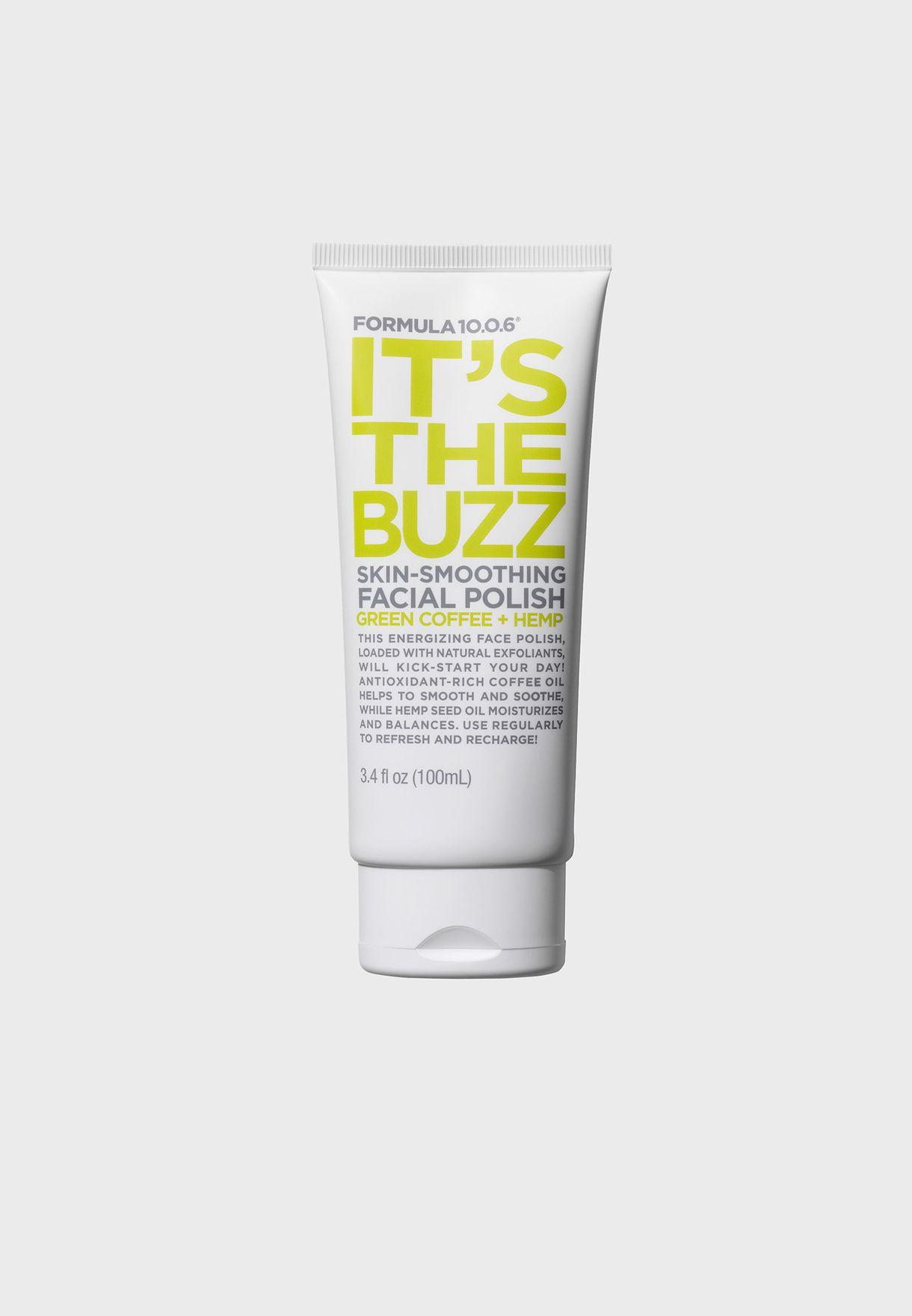 It's The Buzz- Facial Scrub