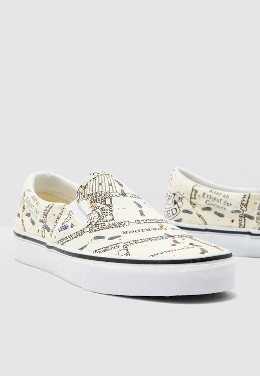 حذاء هاري بوتر بطبعات