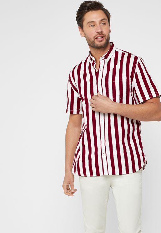 Anuska Striped Shirt