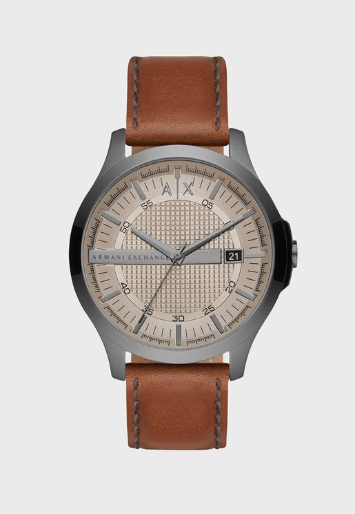 AX2414 Hampton Analog Watch