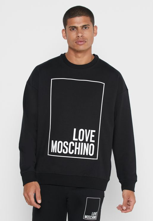 Logo Box Sweatshirt