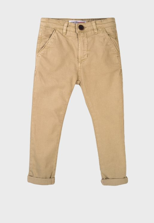 Teen Basic Chino Pants