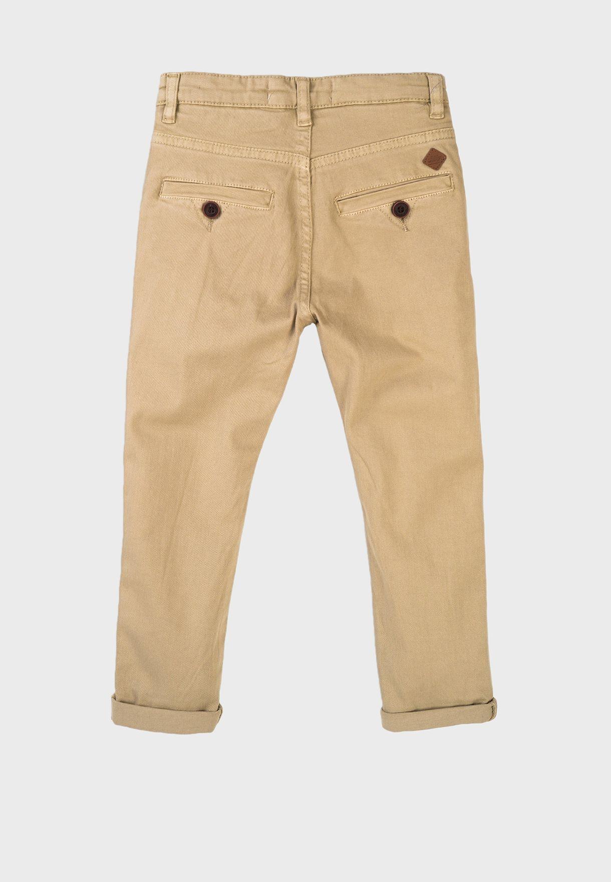 Teen Basic Chino Pants