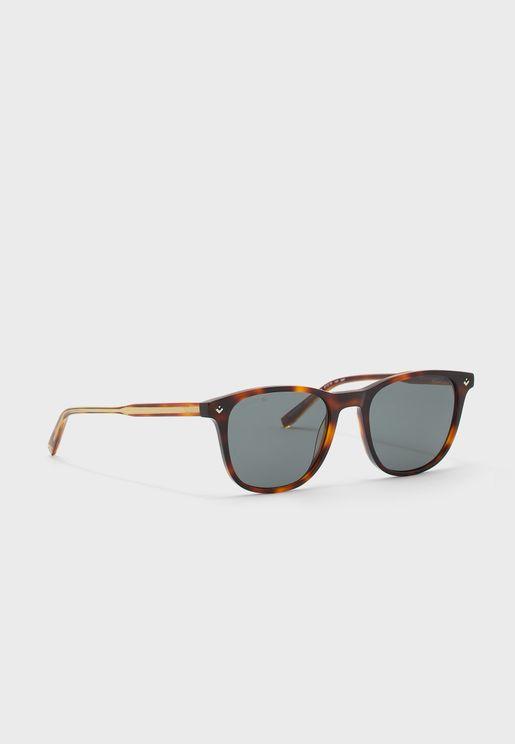 L602Sndp Wayfarer Sunglasses