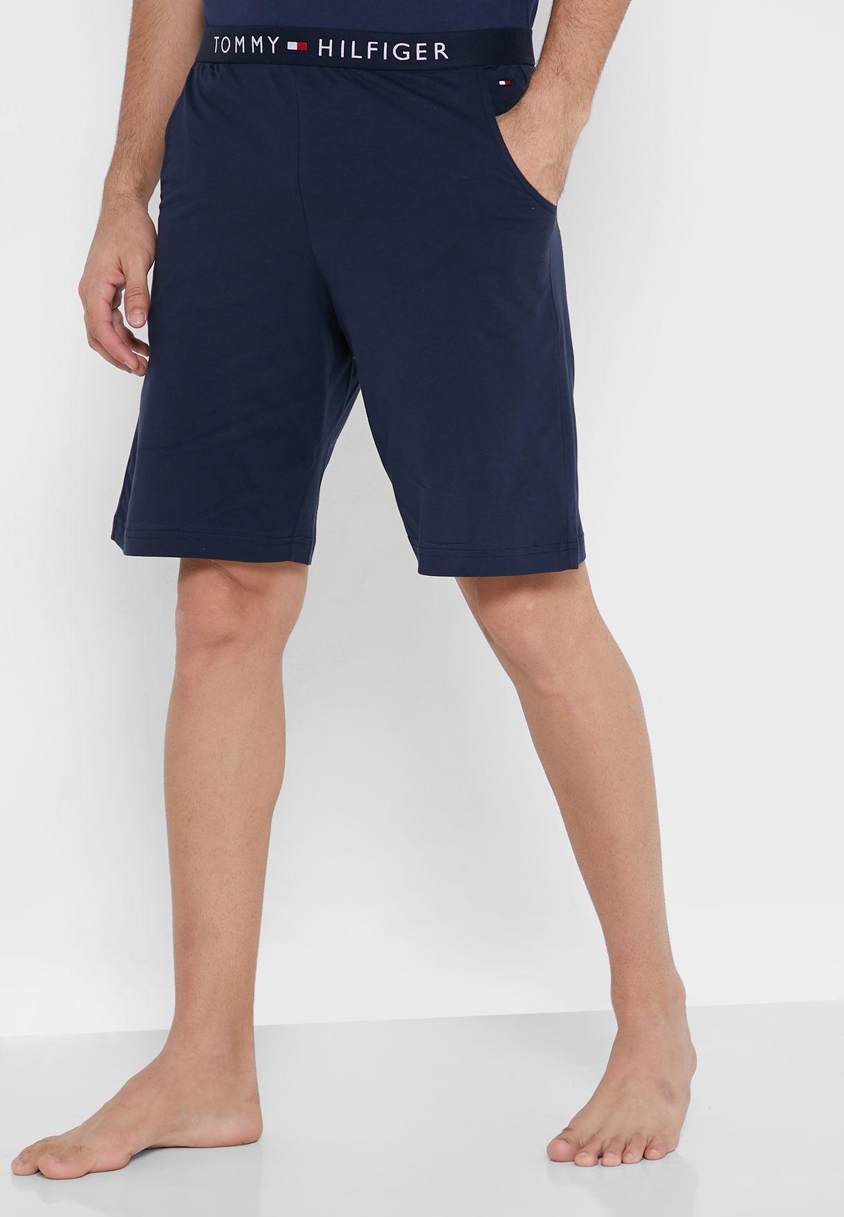 Logo Waist Lounge Shorts