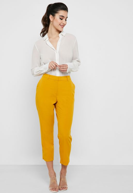 Ankle Glazer Pants