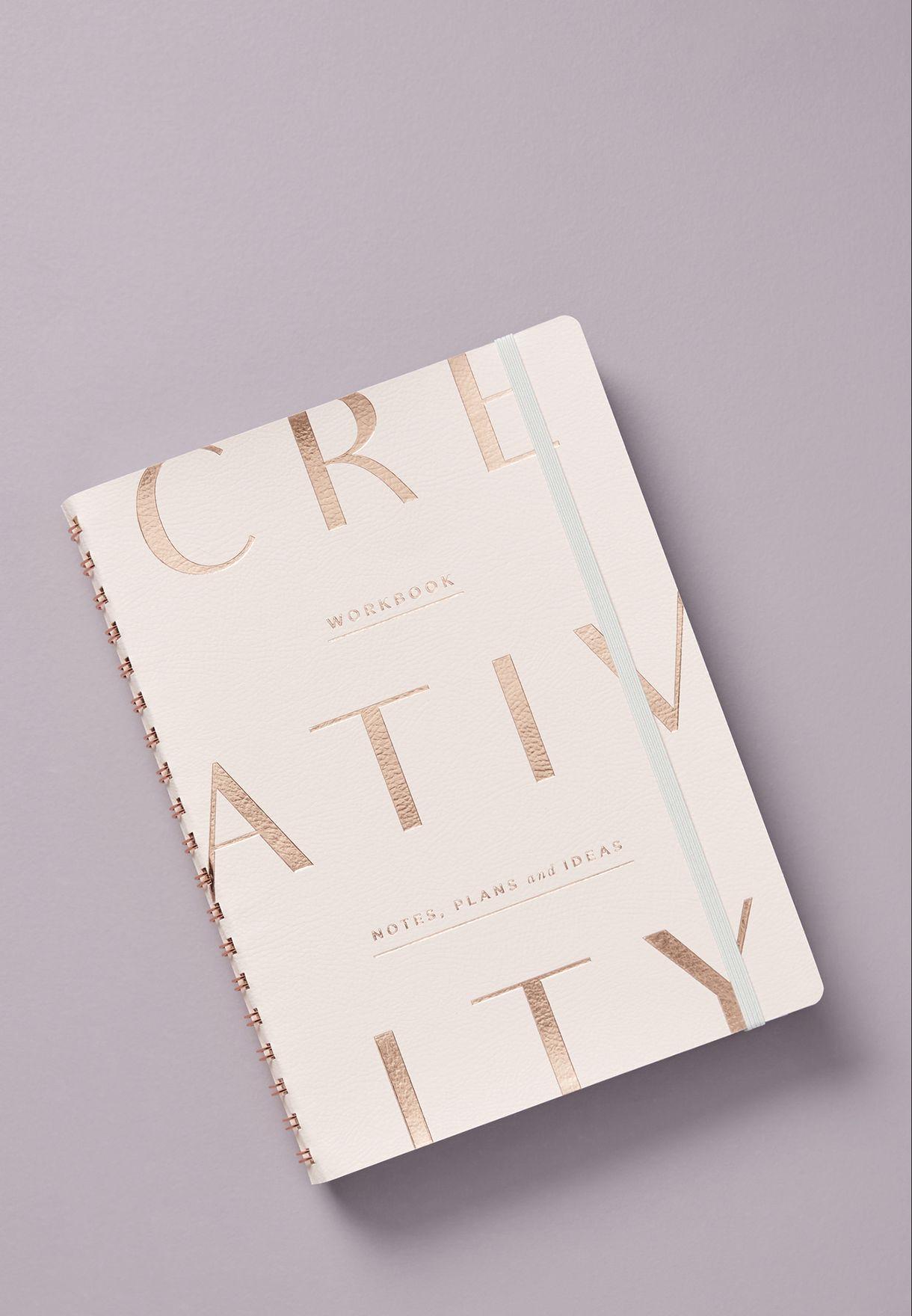 Creativity Journal Notebook