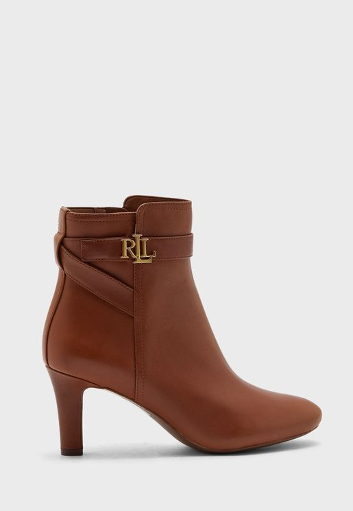 Arianne High Heel Ankle Boot
