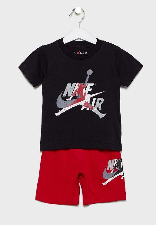 Infant Jordan Jumpman Classics Set