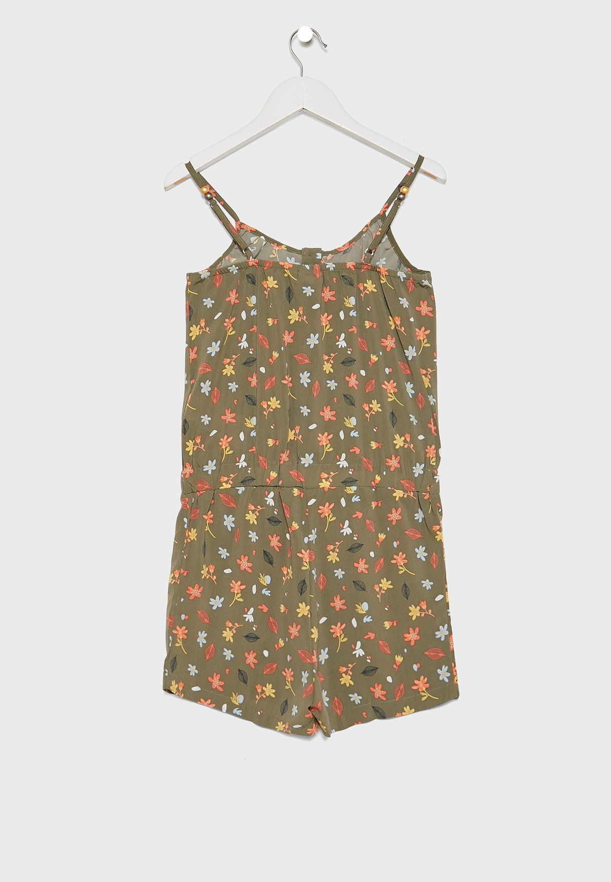 Kids Printed Playsuit