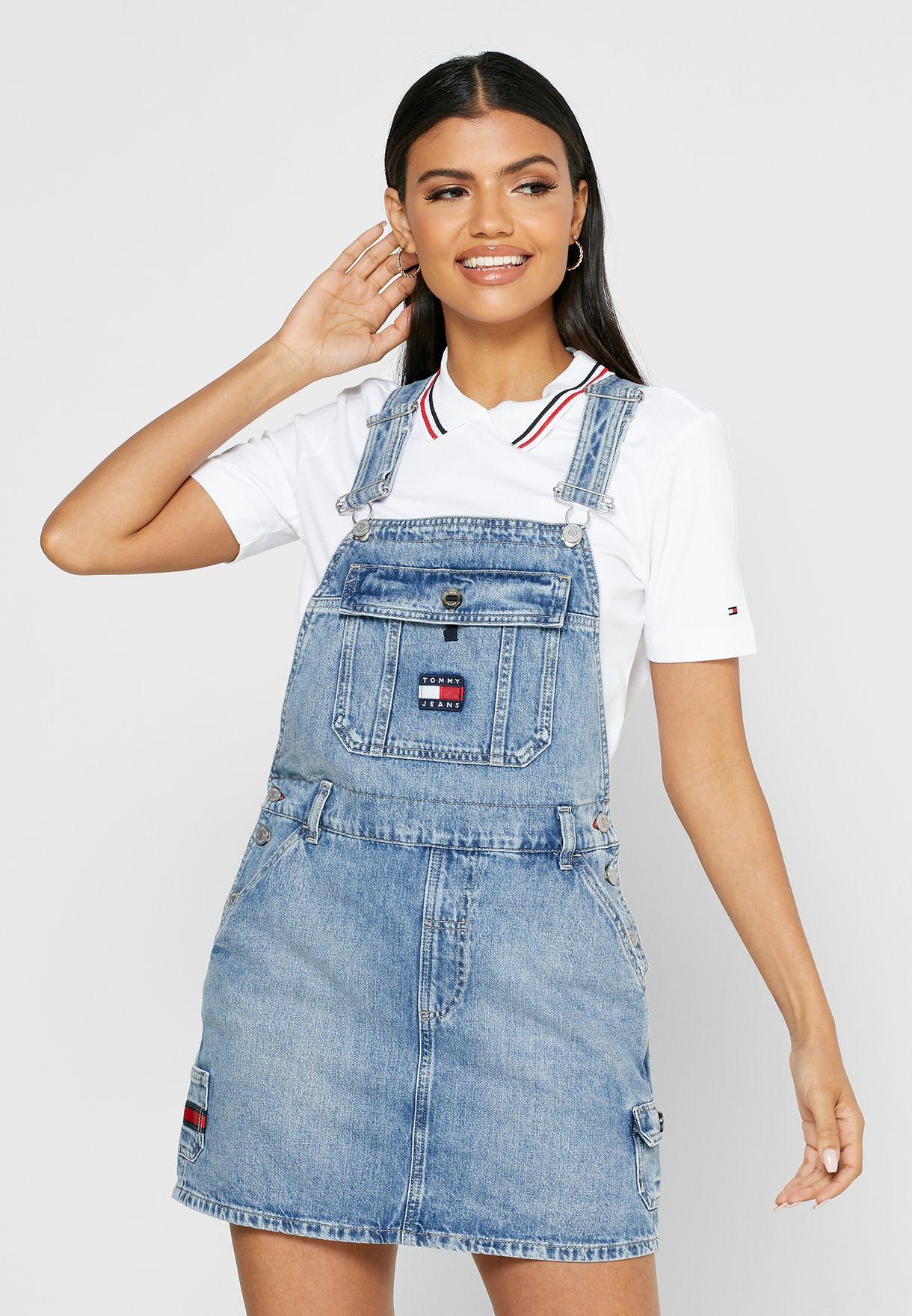 فستان جينز بينافور