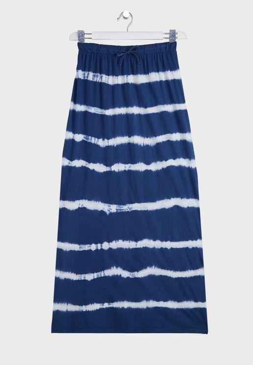 Kids Tie Dye Skirt