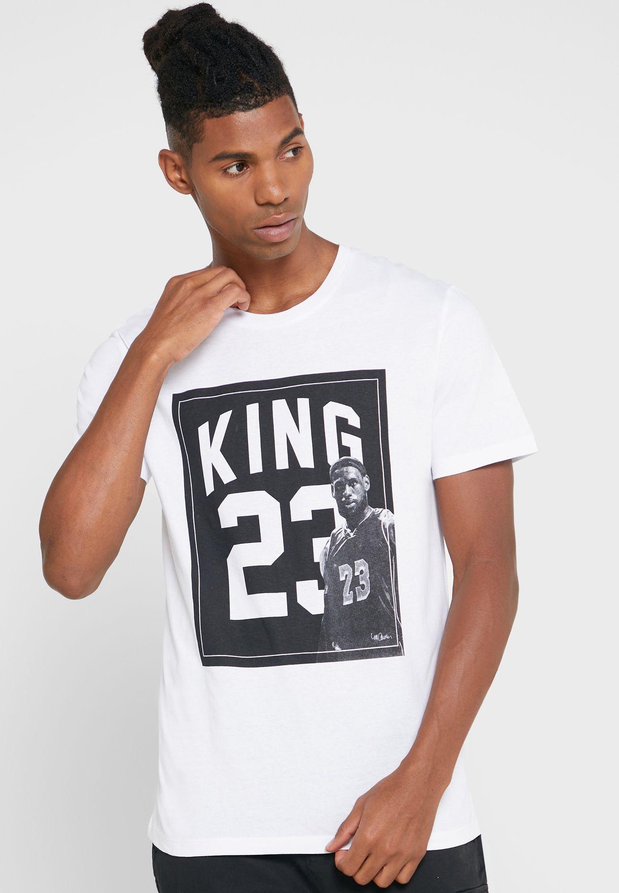 Legends Regular Fit Crew Neck T-Shirt