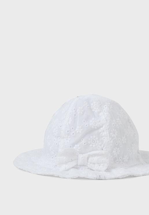 Kids Knot Detail Hat