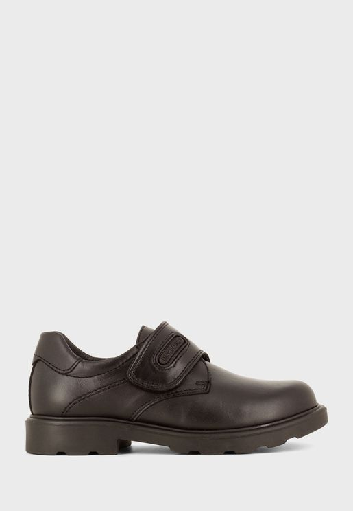 Youth Single Strap Sneaker