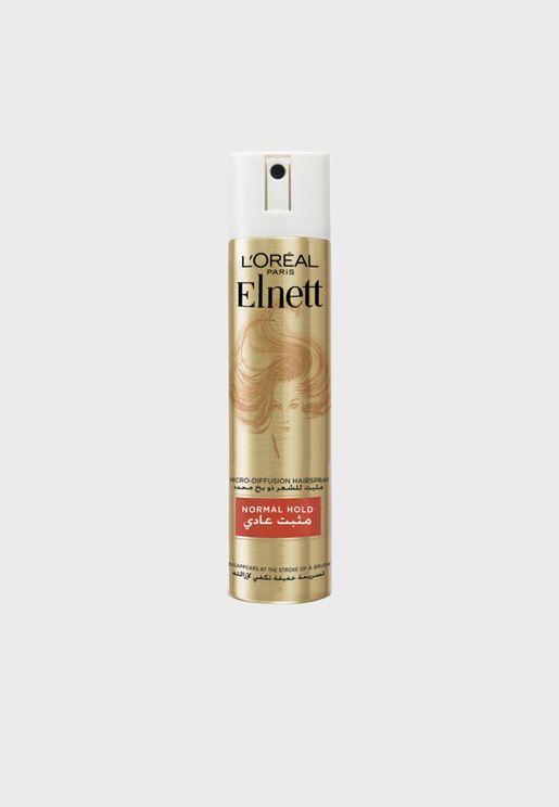 Elnett Latin Normal Hold Hair Spray 75ml
