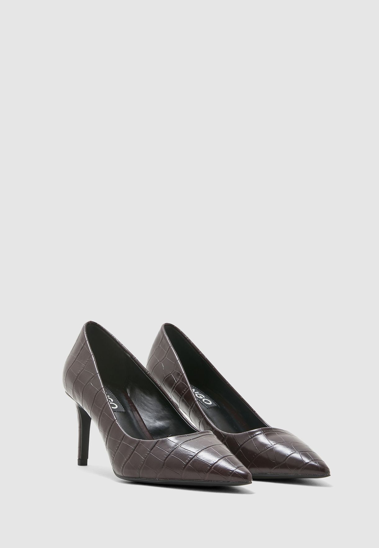 Luna High Heel Pump