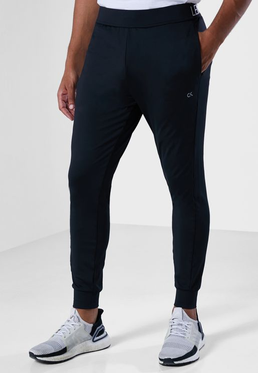 Essential Knit Cuffed Sweatpants