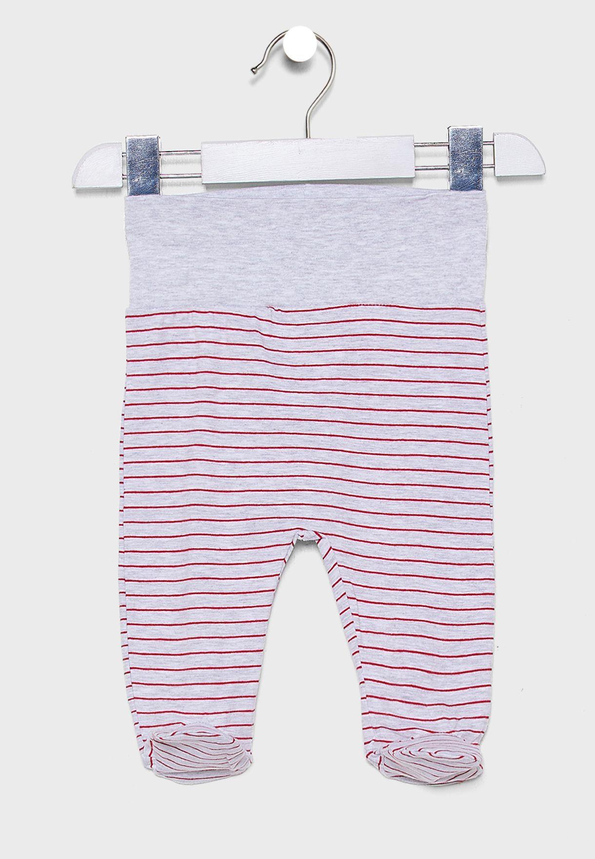Infant Graphic T-Shirt + Sweatpants Set