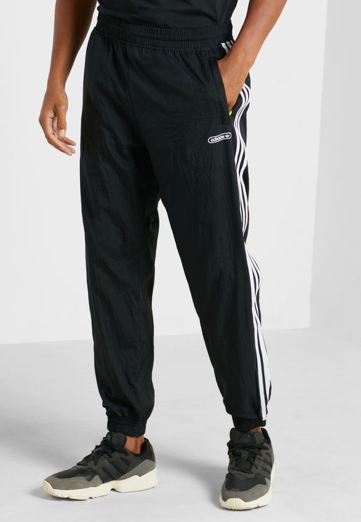 Reverse Track Pants