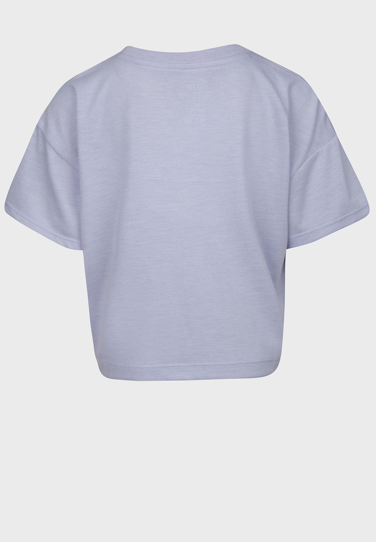 Kids Futura Sprinkles Drapey T-Shirt