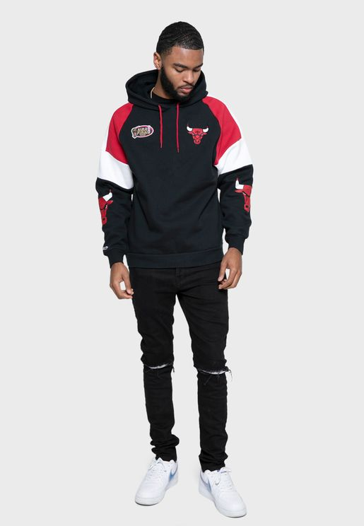 Chicago Bulls Instant Replay Hoodie