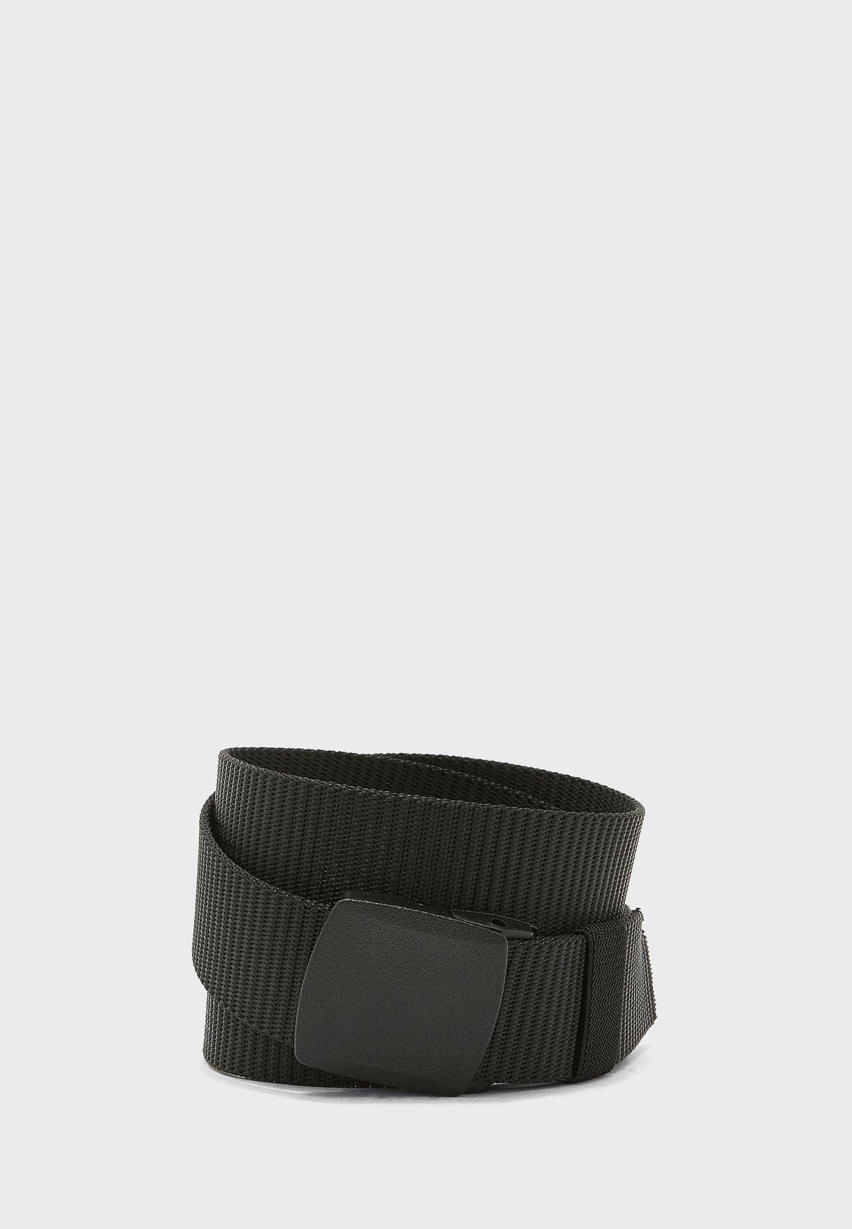 Casual Canvas Belt