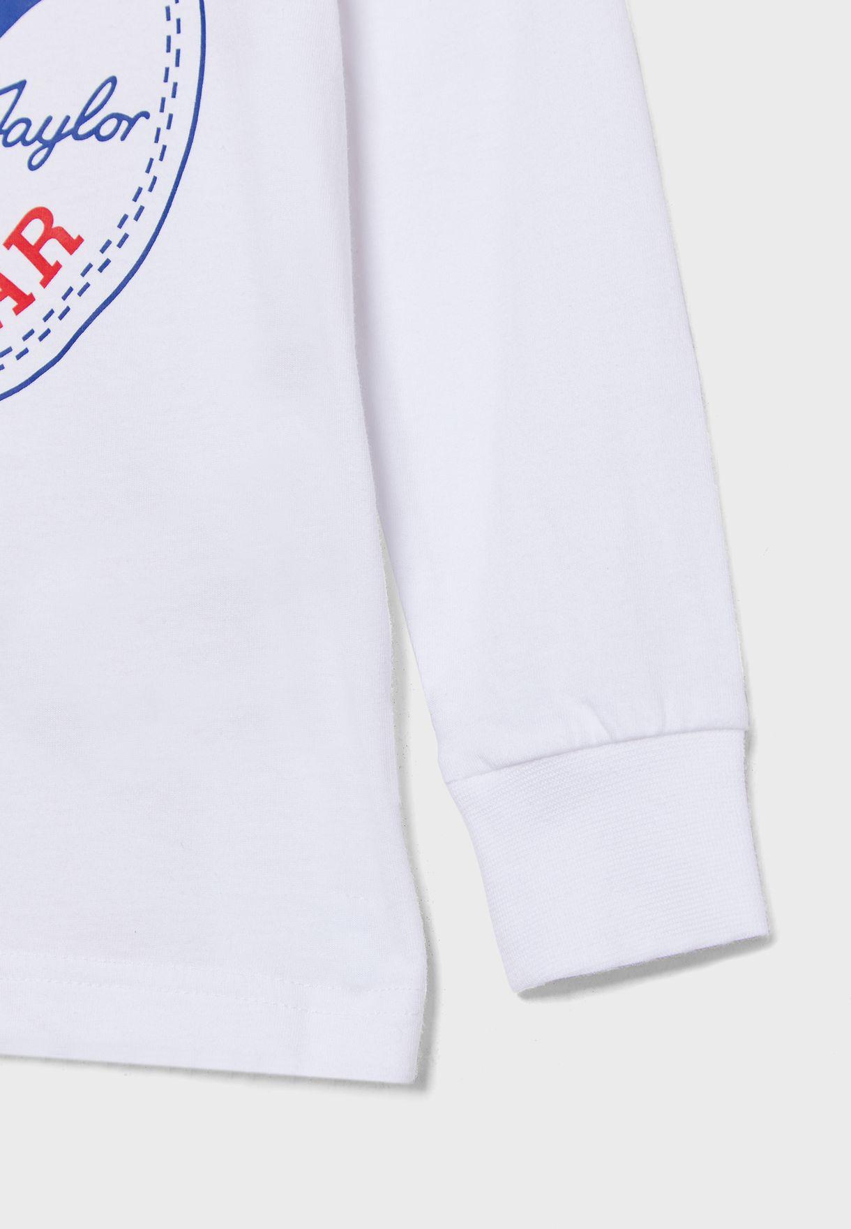 Kids Chuck Patch T-Shirt