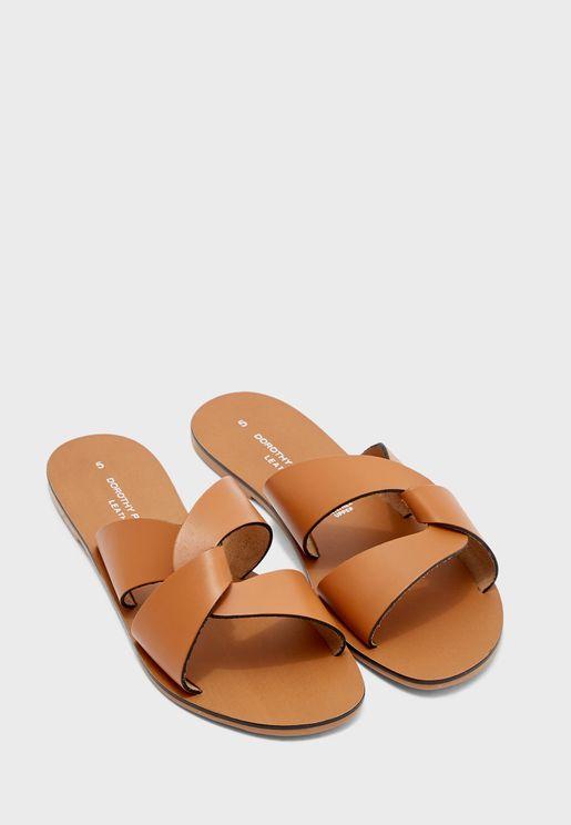 Jetson Flat Sandal