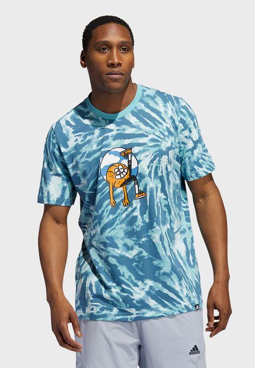 Lil Stripe Aop T-Shirt