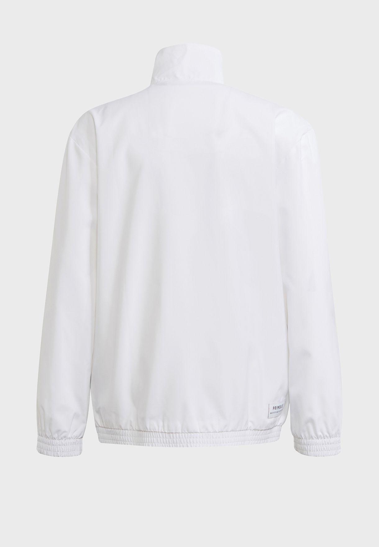 Youth Aaron Kai Primeblue Windbreaker Jacket