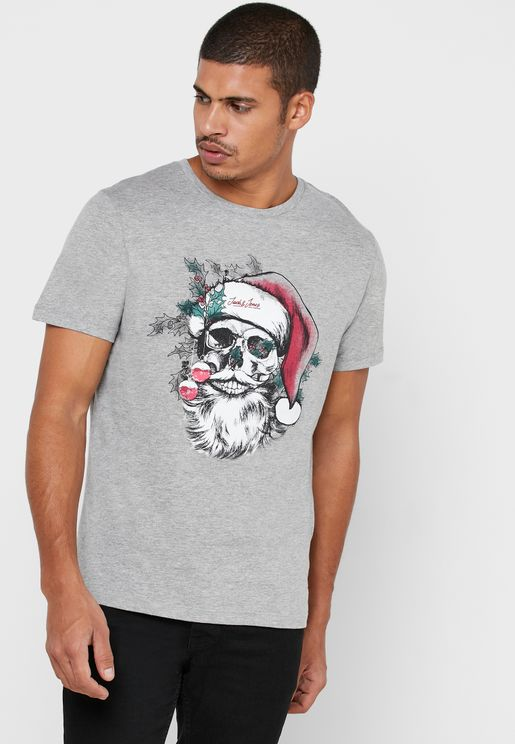 Kongo Regular Fit Crew Neck T-Shirt