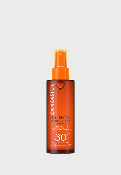 Sun Beauty - Satin Dry Oil SPF30 150ml