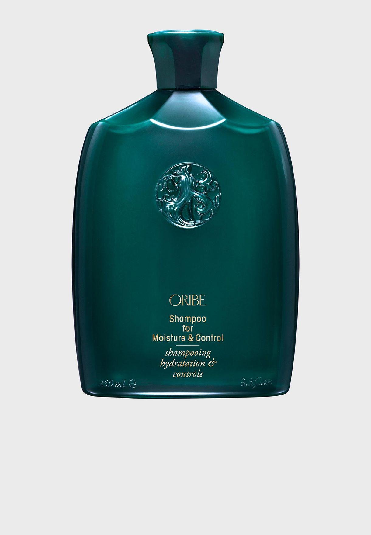Moisture & Control Shampoo