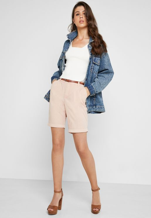f66e9b26c Vero Moda Ashjan Fashion Site Mini Shorts for Women