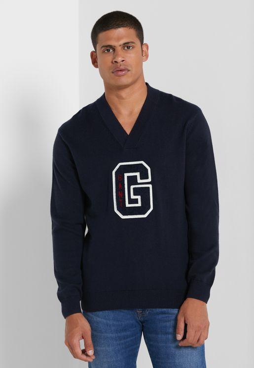 Varsity Sweater
