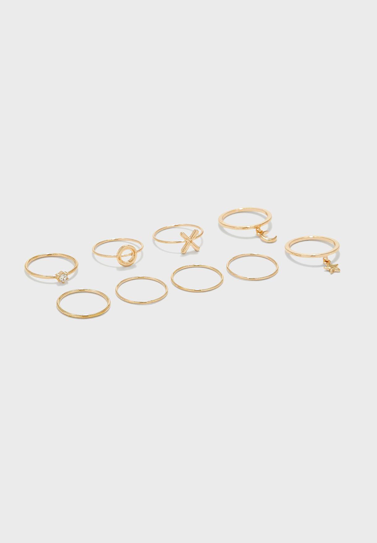 Rings Sets