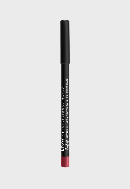 قلم تحديد الشفاه سويد مات - شيري سكايز